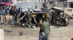 Les attaques se multiplient à Kaboul