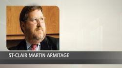 L'UPAC arrête St-Clair Martin Armitage dans l'affaire