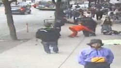 Un policier de Vancouver suspendu pour avoir poussé une femme