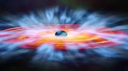La NASA publie d'incroyables images de trous noirs pour le Black