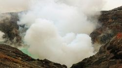 L'éruption du mont Aso perturbe les vols au