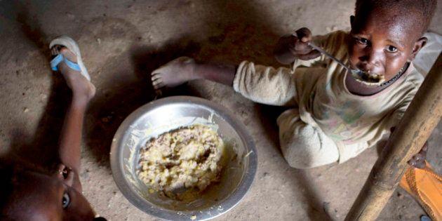 100 millions de personnes sauvées de la faim dans le monde en 10