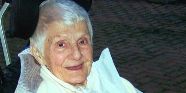 Rita Couturier, : une dame de 85 ans passe neuf mois sans bain au