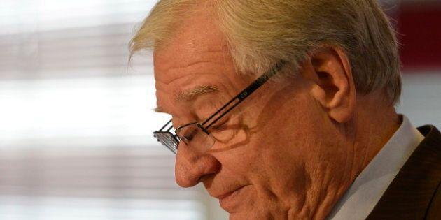 L'ex-maire de Laval Gilles Vaillancourt ne peut toujours pas quitter le