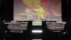 Jouer à «Street Fighter» avec des pianos, c'est