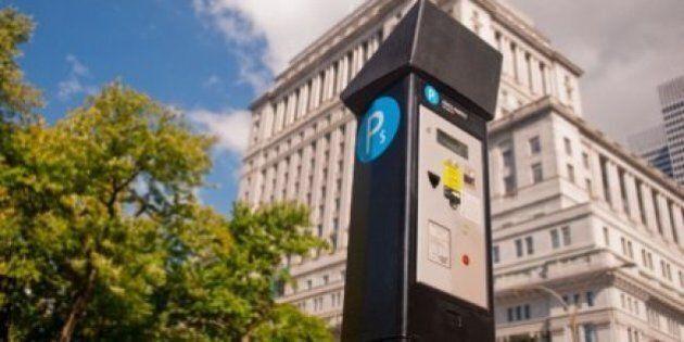 Circulation et stationnement à Montréal: plus de 150 M$ en