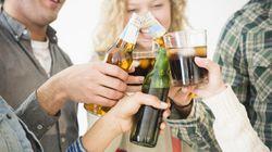 Moins d'alcool et de tabac chez les jeunes qu'il y a 15