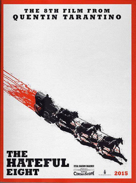 «The Hateful Eight»: Samuel L. Jackson immortalise la distribution du prochain Quentin Tarantino