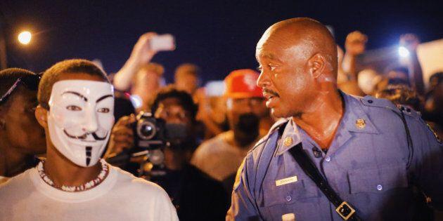 Missouri: un chef de police noir ramène le calme à Ferguson