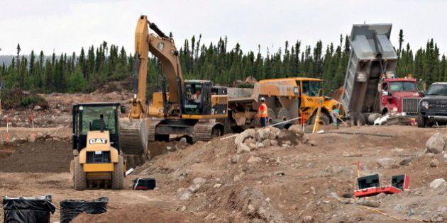 Fermont: Cliffs met sa menace à exécution et ferme sa mine du lac