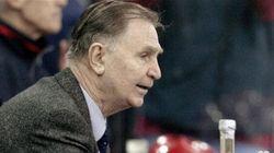 Le légendaire Viktor Tikhonov de l'équipe de l'URSS meurt à 84