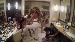 Beyoncé dévoile le clip fait maison et déjanté de
