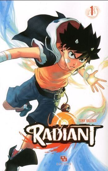 Radiant: le manga