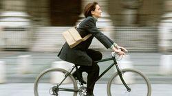 Au boulot en vélo ou en marchant pour être plus