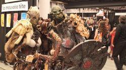Comiccon de Montréal : mille et un costumes