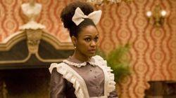 Une actrice de «Django» arrêtée, prise à tort pour une