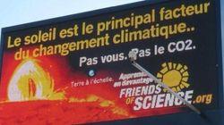 Polluer le Québec, une publicité à la