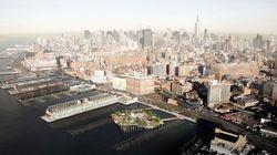 Ce parc flottant à New York pourrait devenir réalité