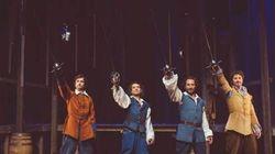 D'Artagnan et les trois mousquetaires: