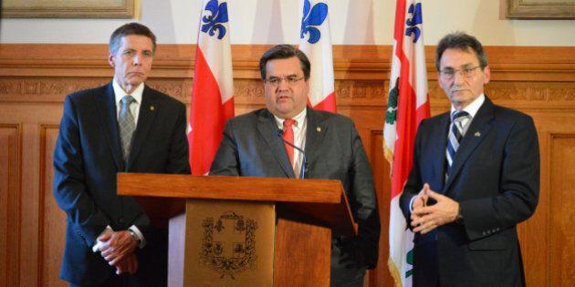 L'ex-chef de Projet Montréal Richard Bergeron entre au comité exécutif de la Ville de