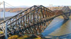 Pont de Québec: le CN est «effronté», lance Labeaume