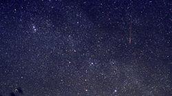Une pluie d'étoiles filantes à ne pas rater mardi matin