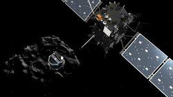 Comète: les scientifiques gardent espoir que la sonde Rosetta finisse par se