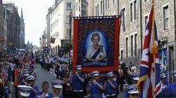 Écosse : les partisans du non défilent à