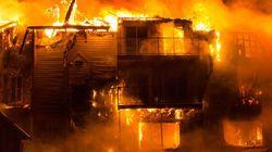 Incendie de L'Isle-Verte: 6 questions toujours sans