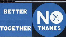 Écosse: Le «non» en tête selon un nouveau