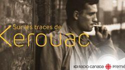 « Sur les traces de Kerouac »: Émissions radiophoniques et livre