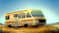 Parodie de «Breaking Bad» par Frozen: «Veux-tu construire un laboratoire de meth?»