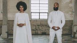 La sœur de Beyoncé s'est mariée (PHOTOS/