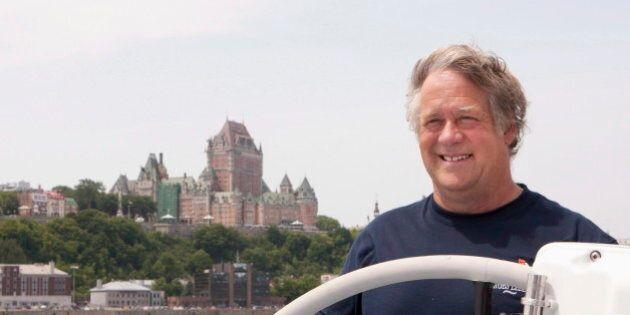 Transports Canada bloque la traversée Québec-Saint-Malo du skippeur Georges