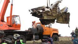 Ukraine : les débris de l'avion malaisien enfin en cours d'évacuation