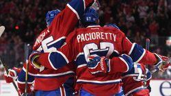 Le Canadien l'emporte 6-3 sur les Flyers
