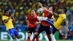 Mondial 2014: Brésil et Mexique se neutralisent