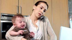 12 moments que toute «Maman travaille» a déjà