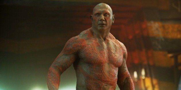 «Les Gardiens de la galaxie» : Drax, le Destructeur au grand cœur