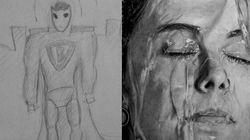 Ces dessins avant/après montrent que la pratique change tout