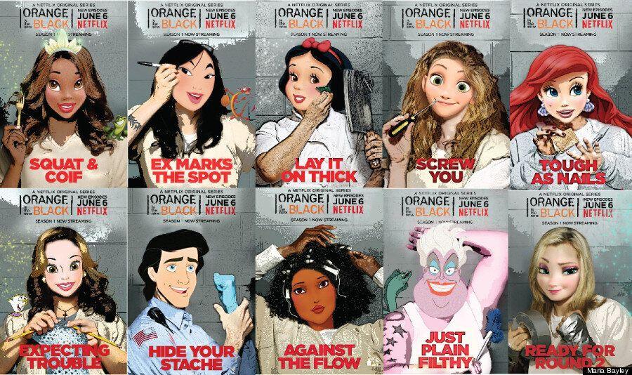 Disney rencontre «Orange is the New Black»