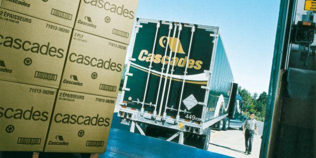 La papetière Cascades d'East Angus fermera ses portes le 3