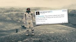 Un astrophysicien commente «Interstellar» sur