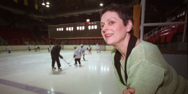 03/12/2002Toronto On. Rick Eglinton Toronto Star.1.Gabrielle Rose playing leading role as hockey mom...