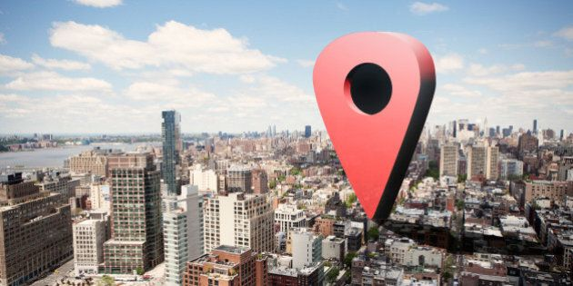 Visiter les plus belles rues d'une ville: le GPS qui vous indique le plus joli