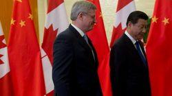 Mission économique: Stephen Harper quitte Pékin satisfait