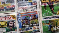 Mondial 2014: le Brésil entre honte et
