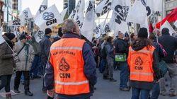 Mesures d'austérité: d'autres manifestations et de la perturbation à