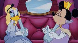 Ces personnages Disney ont mal tourné