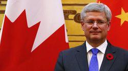 Harper a soulevé les dossiers des droits de la personne en